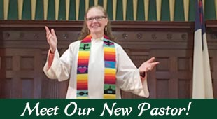 Meet Our New Pastor